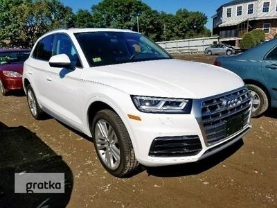 używany Audi Q5 I (8R) Nowy Model Auto Punkt