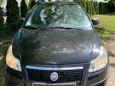 używany Fiat Sedici 1.6dm 107KM 2008r. 189 000km