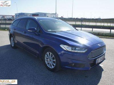 used Ford Mondeo 2dm3 150KM 2015r. 184 000km Salon Polska VAT Gold x Serwis led