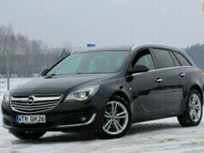 używany Opel Insignia Country Tourer I 163KM Kamera Martwy Punkt Convers El.Klapa F1 Sport Navi Lift Niemcy