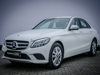 używany Mercedes C200 4MATIC