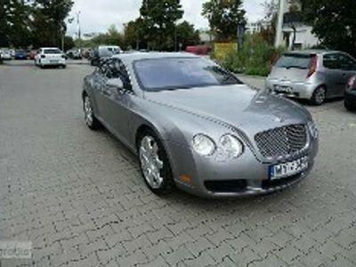 używany Bentley Continental GT 6dm 560KM 2005r. 144 000km
