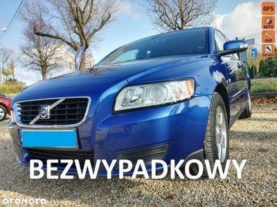 używany Volvo V50 1.6dm 110KM 2008r. 180 000km
