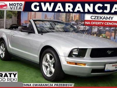 używany Ford Mustang 4dm 218KM 2006r. 171 000km