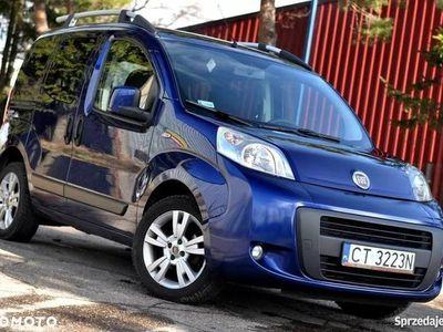 używany Fiat Fiorino QUBO 1.3 diesel klima bez DPF jakNemo Bipper