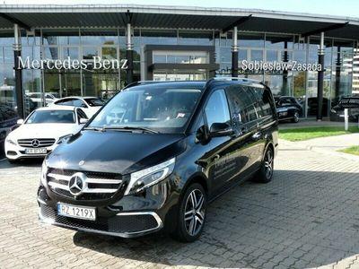 używany Mercedes V300 d 4MATIC EXCLUSIVE Długi