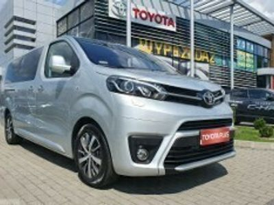 używany Toyota Proace 2.0 D4-D Long Family + Comfort + Style