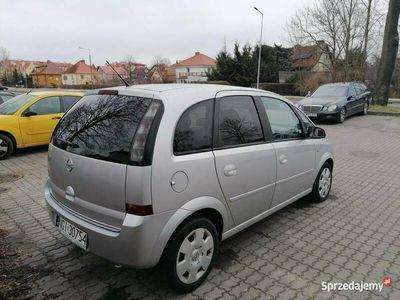 używany Opel Meriva 1,4benz. klimatyzacja, przebieg 124tys km