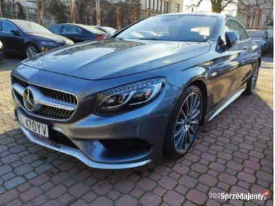 używany Mercedes S500 W222 4.7 455KM