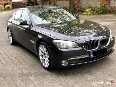 używany BMW 730 d 2010r skóra tempomat aktywny nowy rozrząd oleje