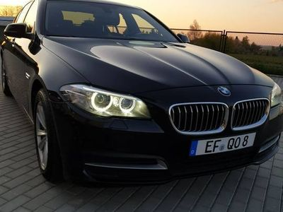 używany BMW 520 D F10 LIFT Idealna Zadbana Sedan Automat