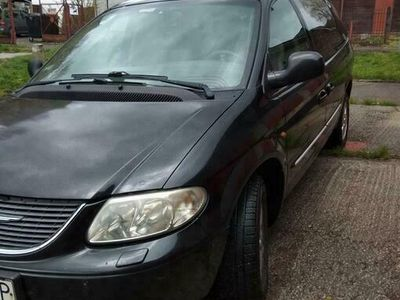 używany Chrysler Grand Voyager 2.5lCRD Limited 2003r