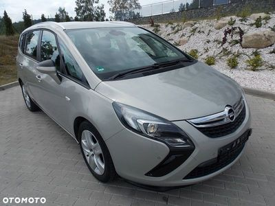 used Opel Zafira ECOFLEX 2013R.