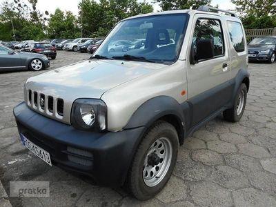 używany Suzuki Jimny 1,3 benzyna 85 KM 4X4 Zarejestrowany