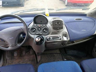 Bardzo dobra Sprzedany Fiat Multipla 1.9 Niezniszcza., używany 2000, km 221 000 MR08