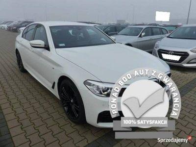 używany BMW 520 2dm 190KM 2018r. 43 465km