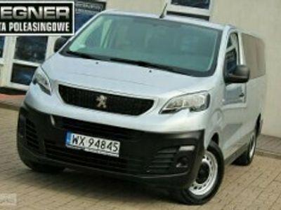 używany Peugeot Expert II Long Traveller 9-osobowy SalonPL FV23% 1WŁ Klimatronik Tempomat Gwar