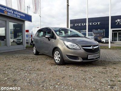 używany Opel Meriva 1.4dm 100KM 2015r. 64 060km