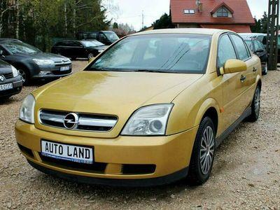 używany Opel Vectra 1.8 Benzyna 125KM!Climatronic!Stan tech. BDB!Zarejestrowana! C (2002-2008)