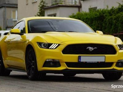 używany Ford Mustang 2.3 Ecoboost 317hp Automat Idealny Zamiana Gwarancja Raty VI (2014-)
