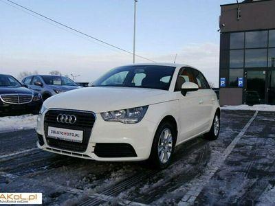 używany Audi A1 1.6dm 90KM 2013r. 81 500km