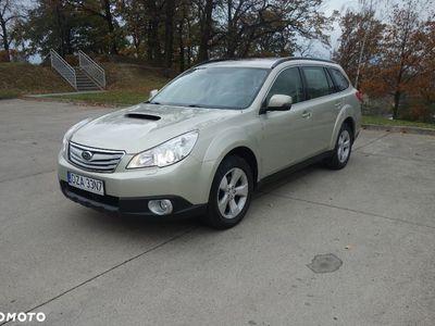 używany Subaru Outback IV