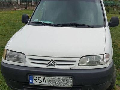 używany Citroën Berlingo 1.9 diesel 1998r