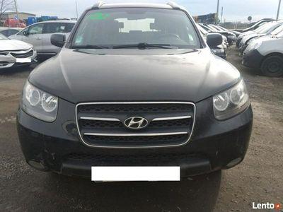 używany Hyundai Santa Fe II Skóra Klimatronic Alufelgi 4*4 Zadbany, Pleszew