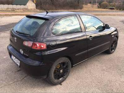 używany Seat Ibiza 3 lpg