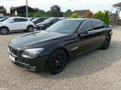 używany BMW 730 SERIA 7 D 3.0 D zarejestrowana