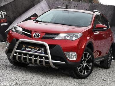 używany Toyota RAV4 IV