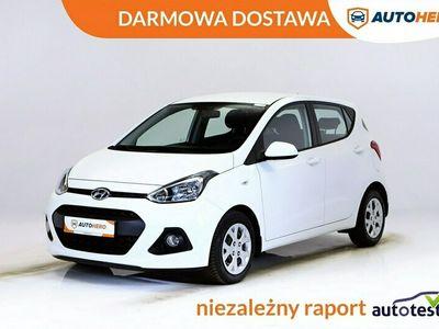 używany Hyundai i10 DARMOWA DOSTAWA, Klima, Multifunkcja, 1 wł, Hist. Serw. Aso II (2013-)
