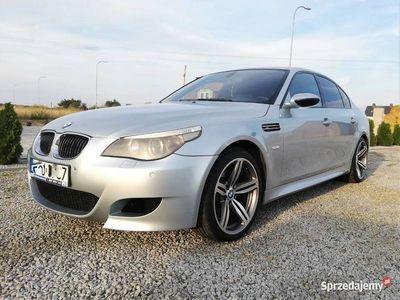 używany BMW M5 E60 507KM 5.0 V10 Zarejestrowany Zamiana