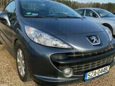używany Peugeot 207 CC 1.6 Intense