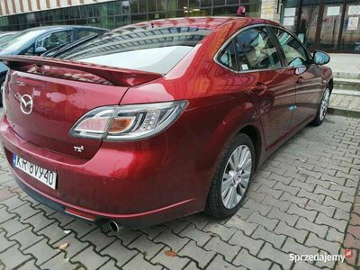 używany Mazda 6 GH 2.0d 140km 2008r Zarejestrowana i opłacona