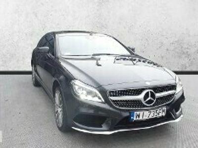 używany Mercedes CLS350 Klasa350d 4-Matic!! 258KM! Shooting Brake!! Z polskiego salonu! Faktu