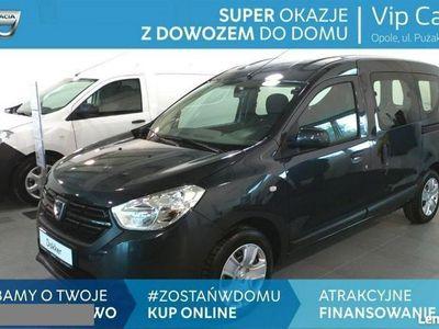 używany Dacia Dokker LAUREATE 1.5 dCi 95 KM rocznik 2020