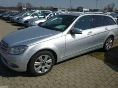 używany Mercedes C200 Klasa C W204CDI Avantgarde, I rej. w 2010