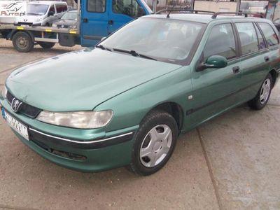 używany Peugeot 406 406 1.8dm3 110KM 1999r. 300 000km !!!Targówek!!!siedmioosobowy! 1.8 Benzyna, 1999 r.