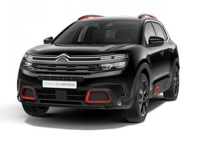 używany Citroën C5 Aircross 1.6dm 180KM 2019r. 9 000km
