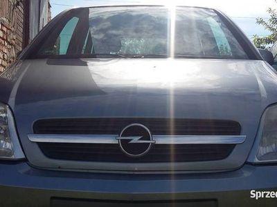 używany Opel Meriva 1.7CDTI 101KM KLIMA BEZ REJESTRACJI Z NIEMIEC
