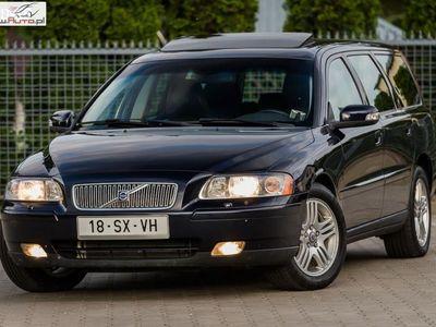 używany Volvo V70 2.4dm 163KM 2007r. 400 000km