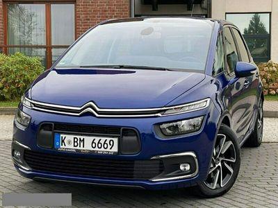 używany Citroën C4 Picasso Exclusive 2.0HDi 150KM Led Navi Kamera Masaże Maxx Opcja !!!