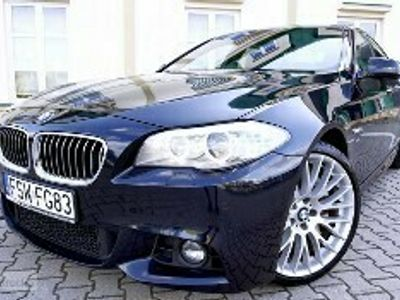 używany BMW 535 SERIA 5 535 D 313KM/M-PAKIET/BiXenon/Skóry/Automat/Serwisowany/GWARANCJA/