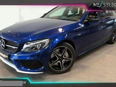 używany Mercedes C43 AMG AMG 3dm 367KM 2017r. 56 137km
