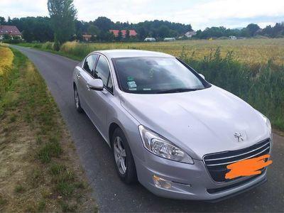 używany Peugeot 508 2.0 hdi