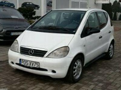 używany Mercedes A170 Klasa A W168CDI 90KM zarejestrowany