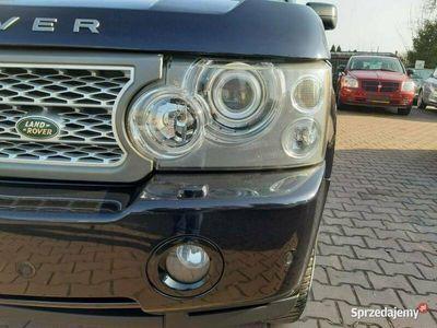 używany Land Rover Range Rover Absolutnie Wyjątkowy. Wzorowy Stan. Bezwypadkowy. Serwisowany. Piękny. III (2001-2012)