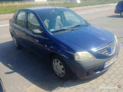 używany Dacia Logan pierwszy właściciel