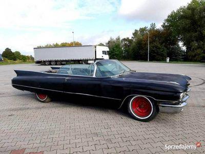 używany Cadillac Deville Convertible 1960 Projekt Kabrio V8 390
